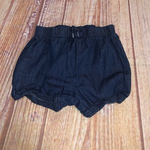 Us polo denim bloomers 4T